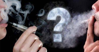 sigara ve elektronik sigara arasındaki farkları