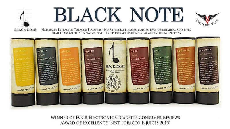 black note likit çeşitleri