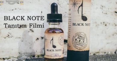 black note tanıtım filmi video 1