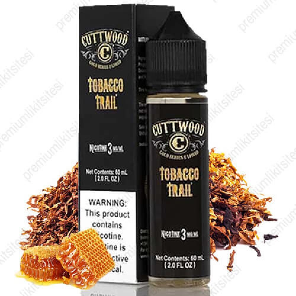 Cuttwood Tobacco Trail 60ml