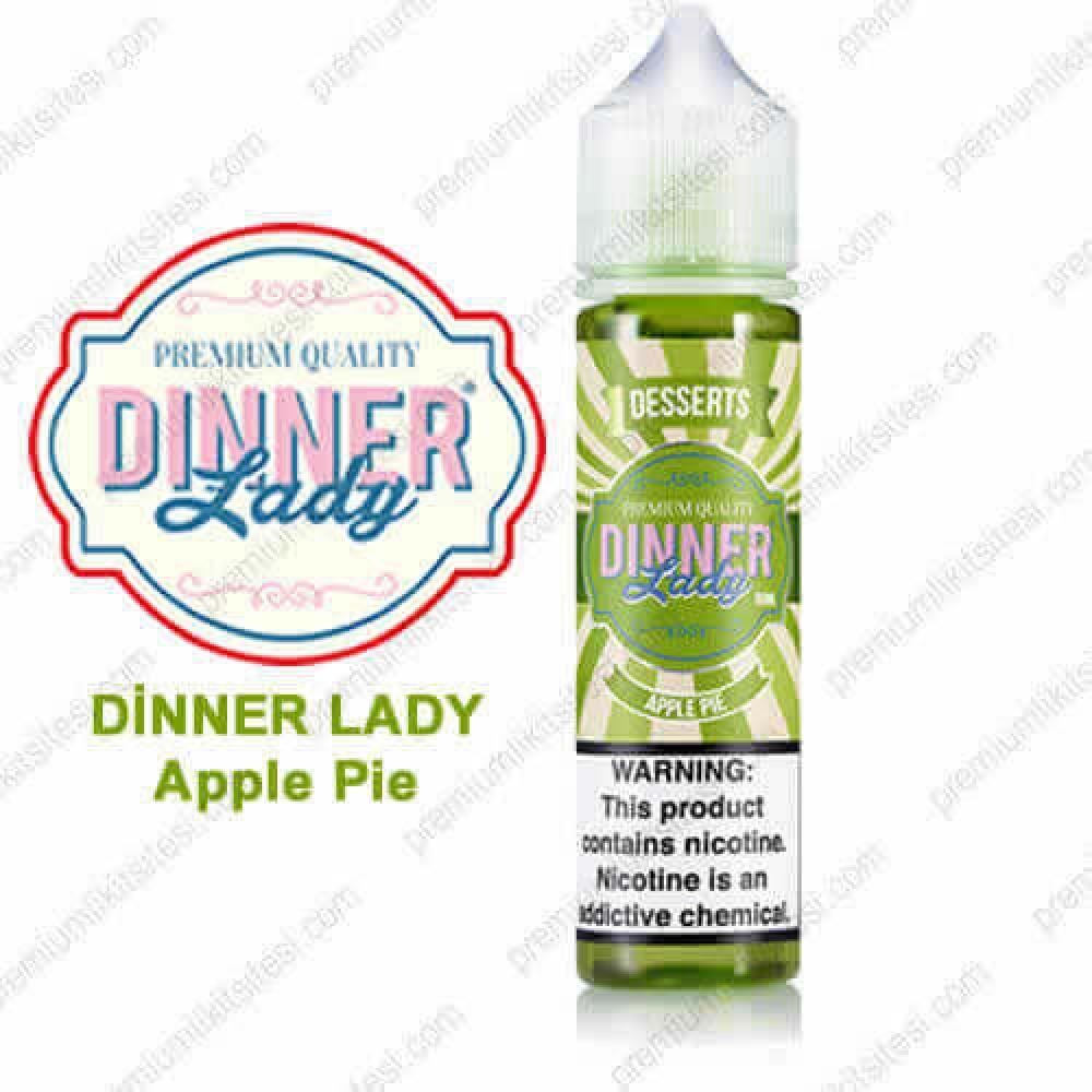 Dinner Lady Apple Pie Likit