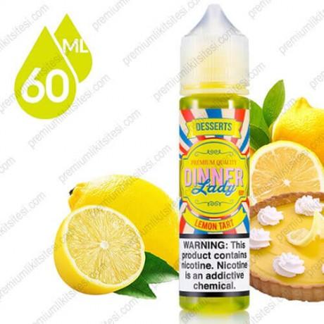 Dinner Lady Lemon Tart Likit