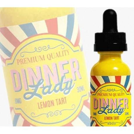 Dinner Lady Lemon Tart