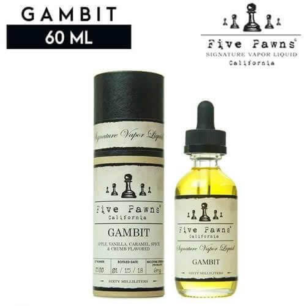 Five Pawns Gambit Likit