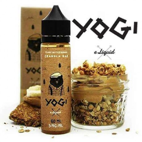 Yogi Granola Bar Orijinal 60ML