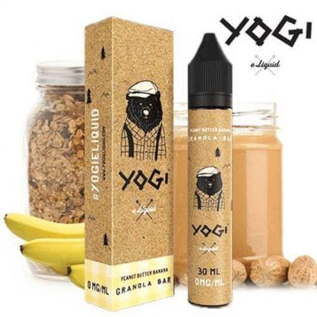 Yogi Peanut Butter Banana Granola Bar