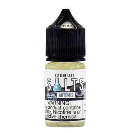 Elysian Artemis Salt Likit, Premium Salt Likit