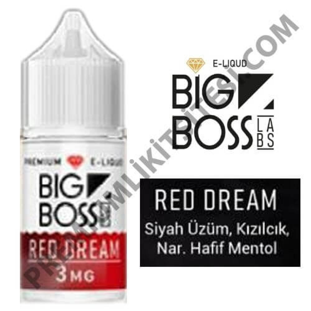 Big Boss Red Dream Likit